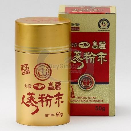 IL HWA Korean Ginseng Powder 50g