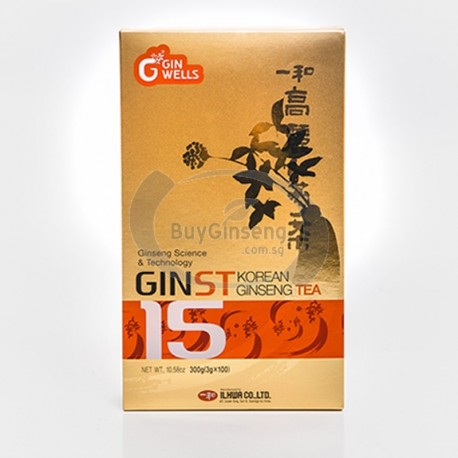 IL HWA GinST15 Korean Ginseng Tea 100pkt