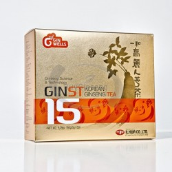 IL HWA GinST15 Korean Ginseng Tea 50pkt