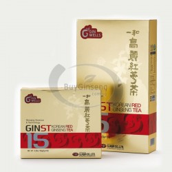 IL HWA GinST15 Korean Red Ginseng Tea 50pkt